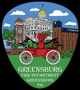Greensburg Volunteer Fire Department Logo