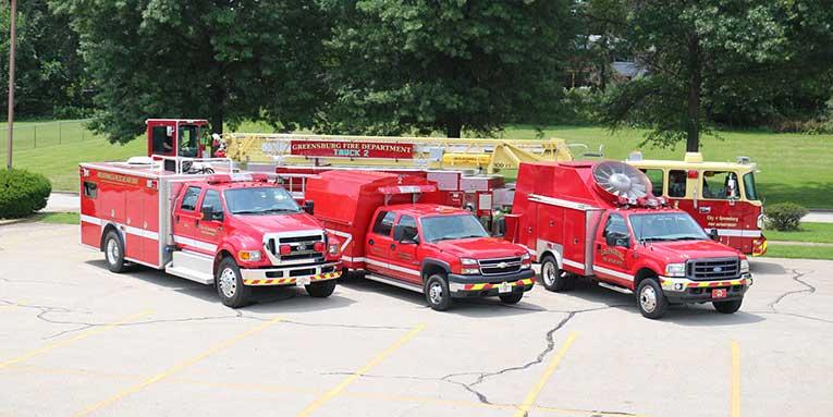 station 2 trucks