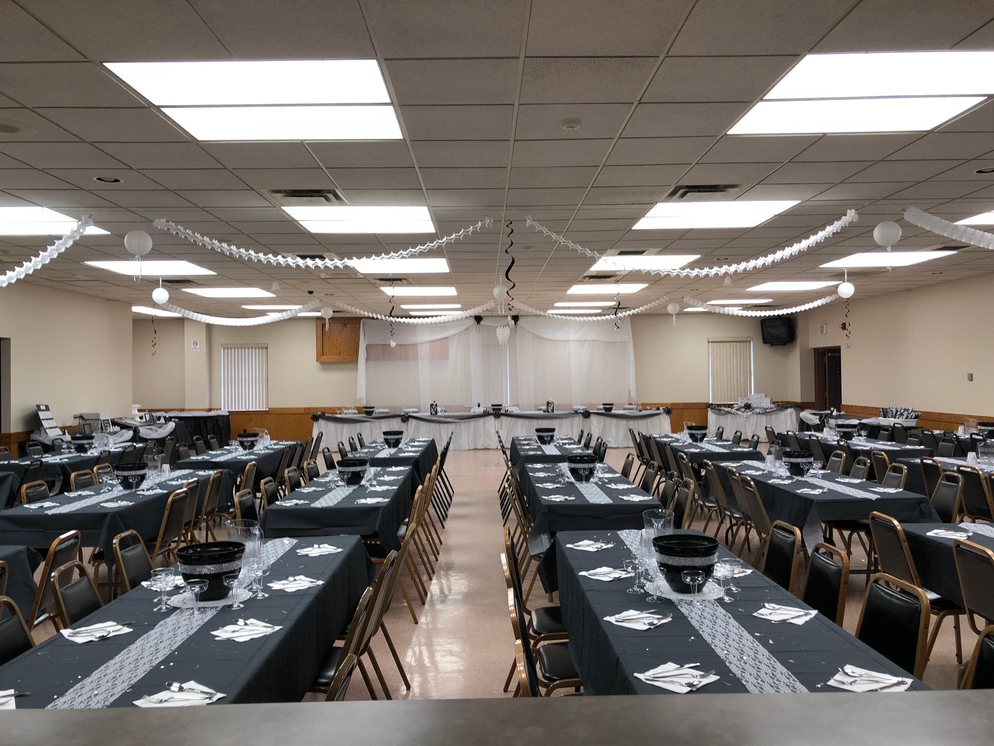 Hose Company #7 Hall Rental